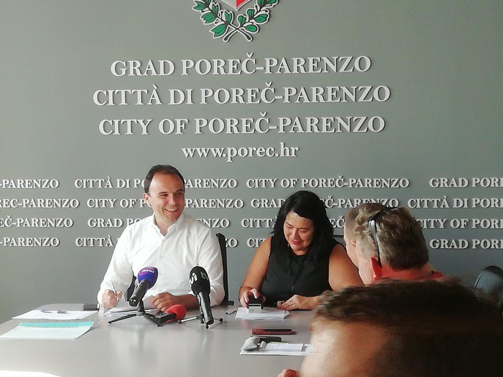 Projekt EKOSFERA POREČ – Poreč grad koji miriše, miriše na još.
